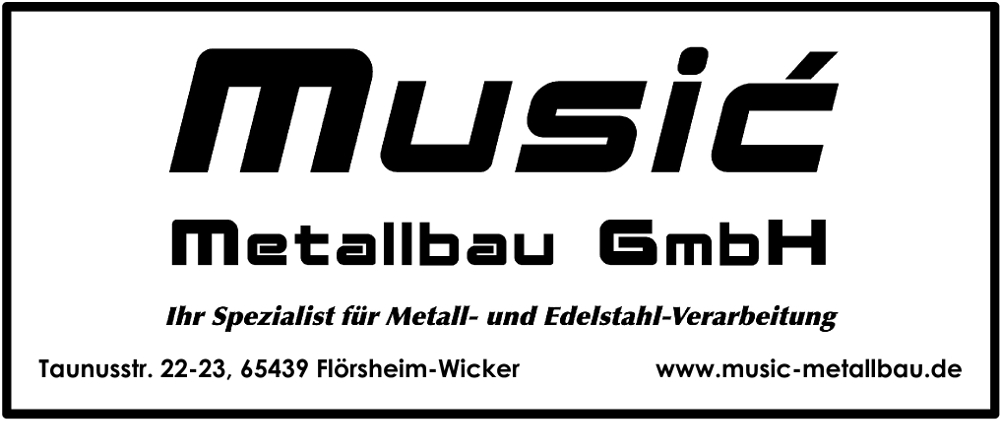 Metallbau Music